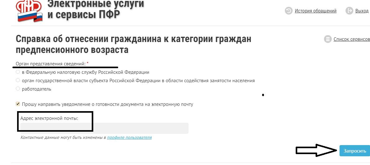 Как подать справку о предпенсионном возрасте в налоговую потребительская корзина россии англии