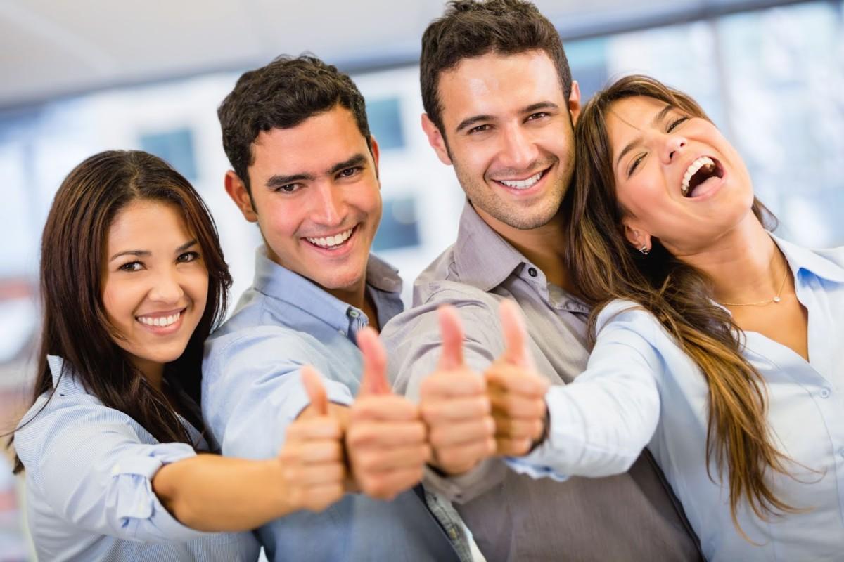 картинки довольные клиенты бизнес